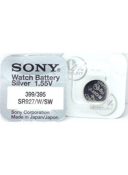 Sony batterij 395 / 399