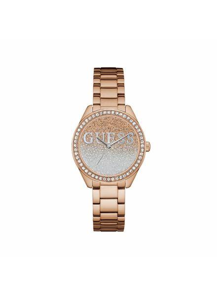 Guess horloge Glitter Girl - W0987L3