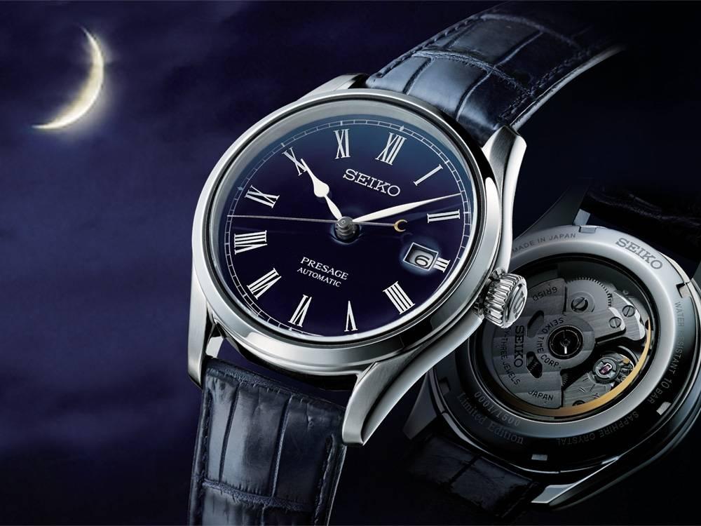 Seiko Seiko horloge Presage automaat - SPB069J1