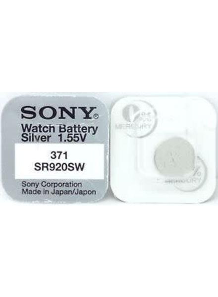 Sony batterij 371