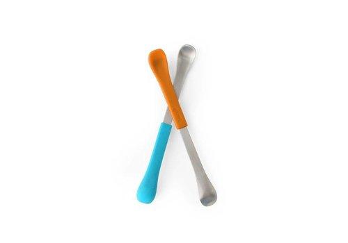 BOON Boon Lepel Swap Oranje/Aqua
