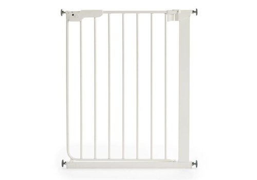 Babydan Babydan Slim Fit Baby Gate Metal Babydan White