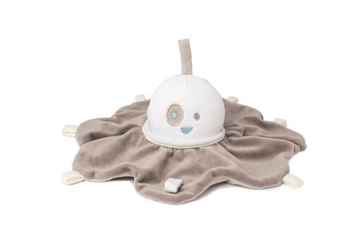 Doomoo Doomoo Cuddly Toy With Night Light Spooky Taupe