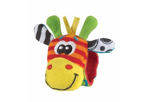 Playgro Playgro Jungle Wrist Foot Search Rattle