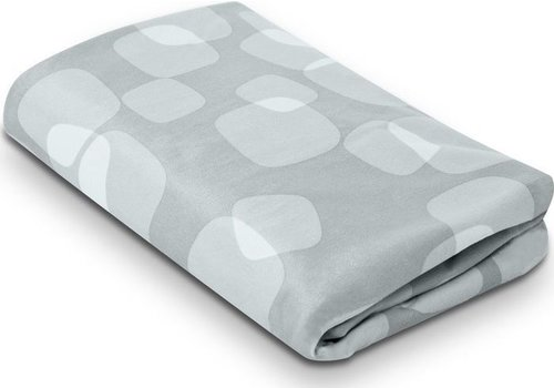 4moms 4Moms Breeze Mattress Cover Silver Gray