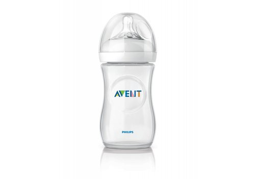 Avent Avent Natural Feeding Bottle 260 ml