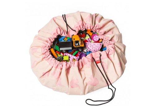 Play&Go Play&Go Storage Bag Pink Elephant