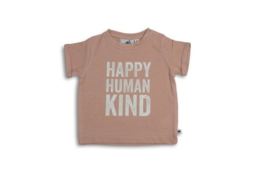 Cos I Said So Cos I Said So T-Shirt Happy Human Kind Roze