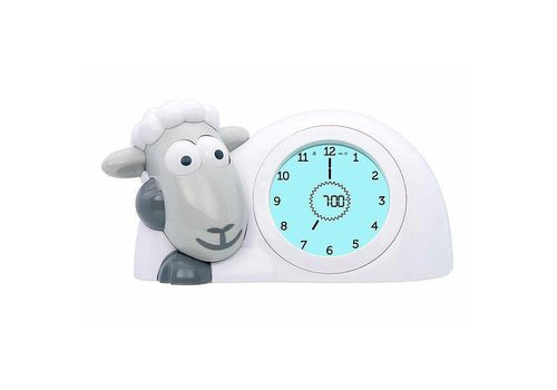 Zazu Zazu Sleep Timer Sheep Sam Grey