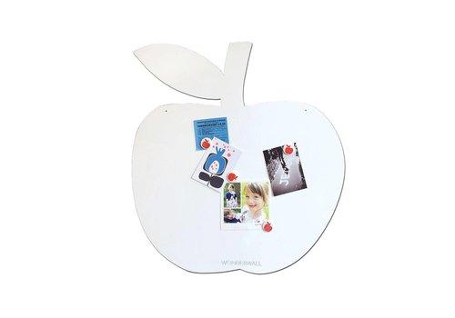 Wonderwall Wonderwall Magnet Large Apple White