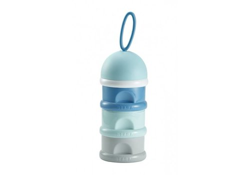 BEABA Beaba Container For Formula Milk Doses Blue