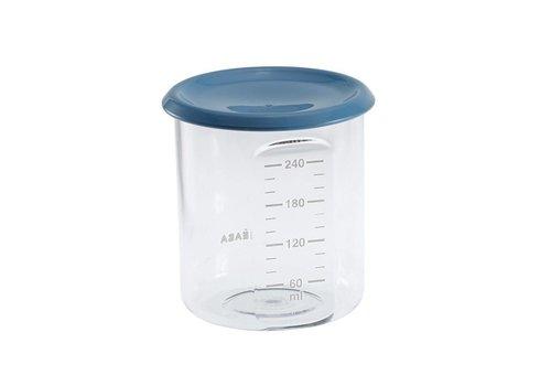 BEABA Beaba Bewaarpotje Maxi 240 ml Blauw