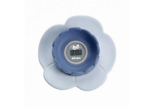 BEABA Beaba Digitale Badthermometer Lotus Grijs/Blauw