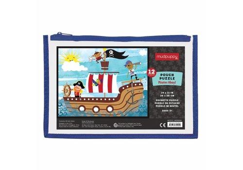 Bertoy Bertoy Puzzle Pirates Ahoy 12 Pieces