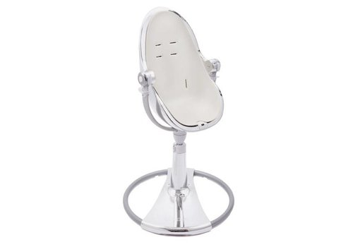 BLOOM Bloom High Chair Fresco Chrome Without A Seat White