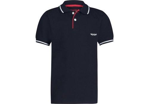 BOOF Boof Polo Shirt Navy