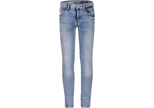 BOOF Boof Jeans Impulse Skinny Fit Power Stretch Lichtblauw