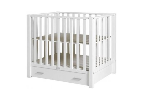 Bopita Bopita Playpen Brent With Lade White