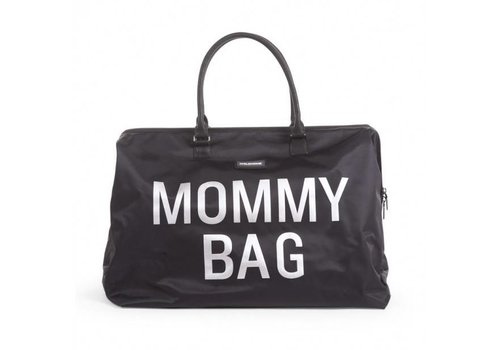 Childhome Childhome Mommy Bag Big Zwart