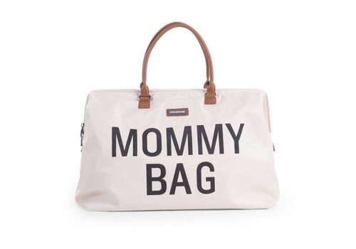 Childhome Childhome Mommy Bag Big Offwhite