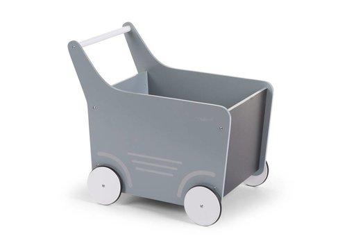 Childhome Childhome Houten Wandelwagen Mint