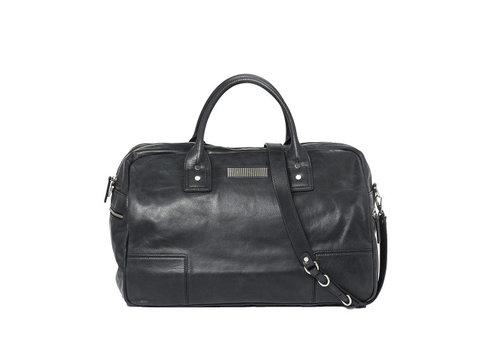 Clio Goldbrenner Clio Goldbrenner Mommy Bag Zwart - Zilver