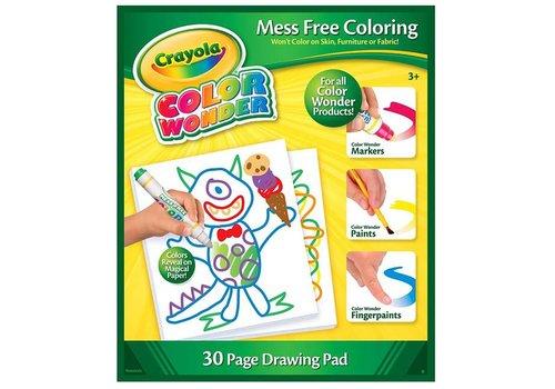 Crayola Crayola Drawing Block Neutraal 30 Pages