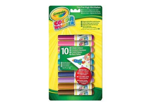 Crayola Crayola Mini Viltstiften 10 Stuks
