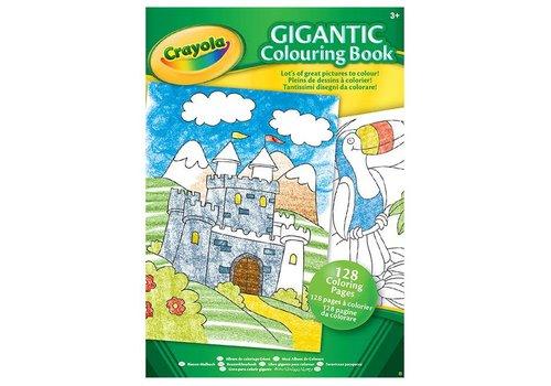 Crayola Crayola Superdik Kleurboek