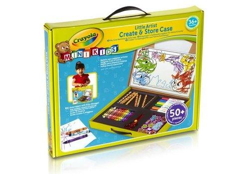 Crayola Crayola Create And Store Box