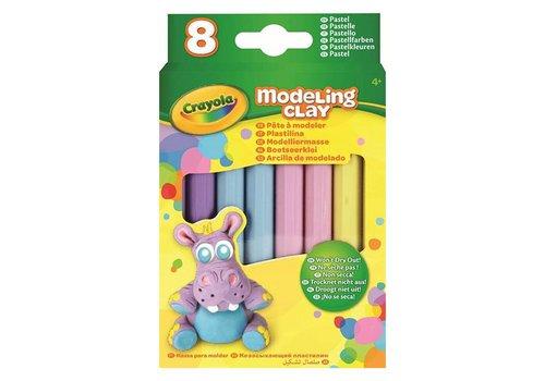 Crayola Crayola Boetseerklei Pastel Kleuren