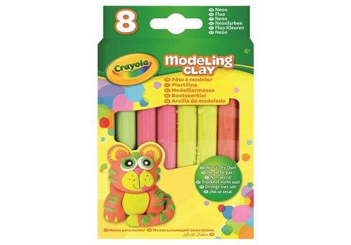 Crayola Crayola Modeling Clay Fluo Colors