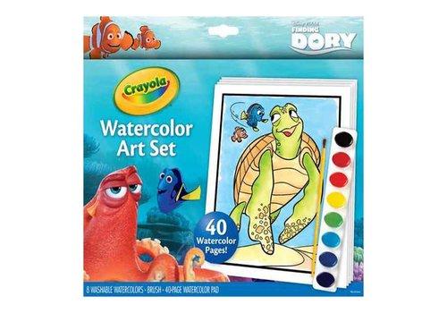 Crayola Crayola Waterverfset Dory