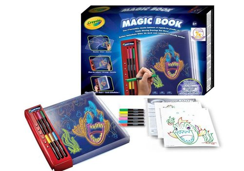 Crayola Crayola Magic Boek