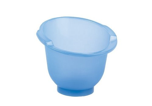 Doomoo Basics Doomoo Basics Shantala Badje Transparant Blauw