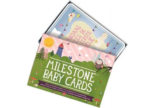 Dwell Studio Dwell Studio Milestone Baby Cards Nederlands