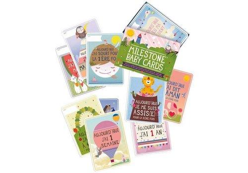 Dwell Studio Dwell Studio Milestone Baby Cards Frans