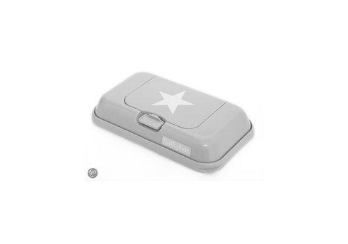 Funkybox Funkybox Wipe Box Go Grey Star