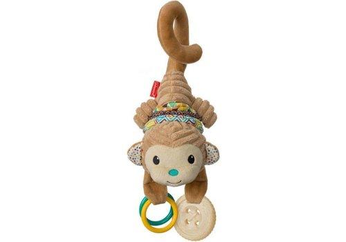 Infantino Infantino Pull Toy Go Gaga Monkey