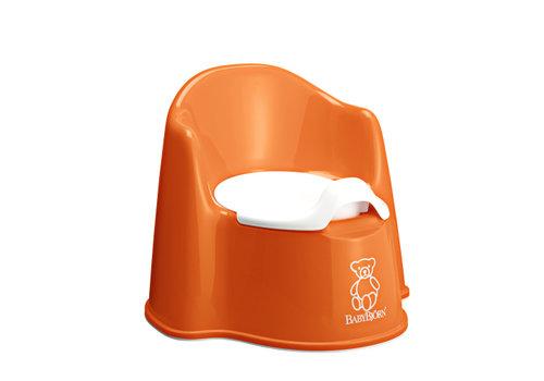 BabyBjörn Babybjorn Potje Zetel Oranje