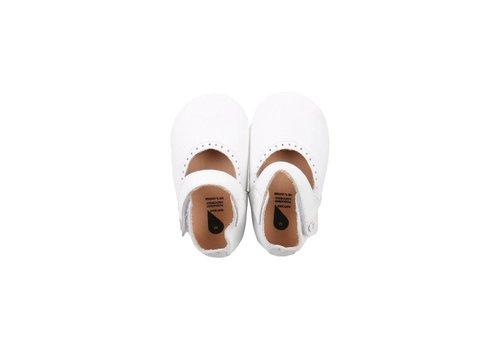 Bobux Bobux Baby Shoe Mary Jane White S