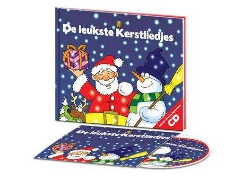 Kids Marketeers Kids Marketeers De Leukste Kerstliedjes CD + Boek