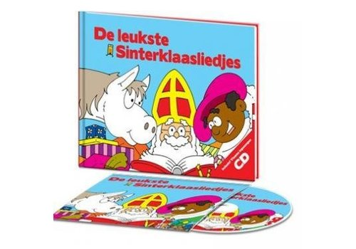Kids Marketeers Kids Marketeers De Leukste Sinterklaasliedjes CD + Boek