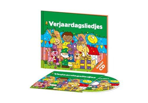 Kids Marketeers Kids Marketeers The Cutest Birthday Songs CD+Boek