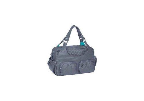Lassig Lassig Luiertas Tender Multizip Bag Steel