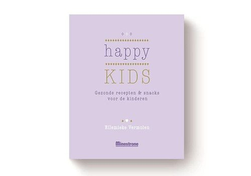 Minestrone Minestrone Happy Kids Boek
