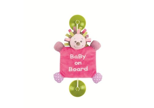 Nattou Nattou Suction Cup Manon 'Baby On Board