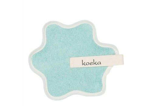 Koeka Koeka Pacifier Cloth Rome Mint