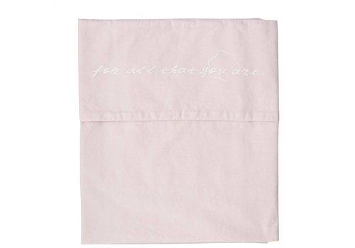 "Koeka Koeka Sheet Bed ""For You"" Water Pink"