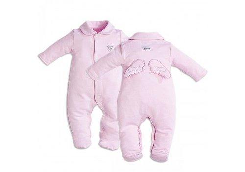 First First Pyjama Roze Met Engelenvleugeltjes